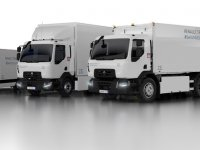 Renault Trucks'tan yeni nesil elektrikli kamyonlar