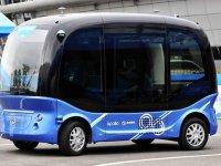 """Baidu'nun """"sürücüsüz otobüsleri"""" yollara hazır"""