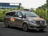 Çin'de otonom araç testleri başlıyor