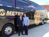 Metro Turizm Konya, filosunu Mercedes otobüslerle güçlendirdi