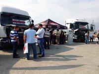 Renault Trucks, Türkiye turuna Marmara'da devam ediyor