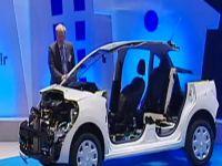 Yüzde 100 yerli elektrikli araç ürettiler