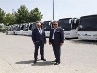 Yaşaroğlu Otomotiv'den 6 ile 22 araç teslimi