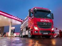 Mercedes'in ADR'li kamyonu artık 33.5 ton taşıyabilecek