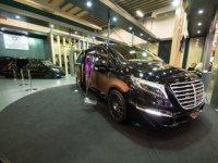 Dünyada en çok kullanılan VIP araçlar Türkiye'den çıkıyor