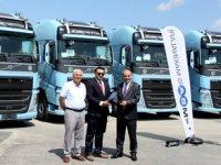 Transbatur Milletlerarası Nakliyat'a 20 Yeni Volvo Trucks