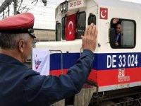 Rus şirketten Bakü-Tiflis-Kars demiryolu ile 250 binlik tonluk sevkiyat