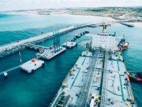 İstanbul Yeni Havalimanı'nda test amaçlı ilk yakıt sevkiyatı