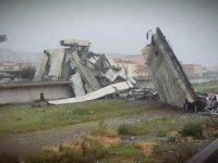 İtalya'da köprü çöktü: Onlarca ölü var