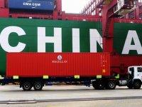 Çin'e ilk yükü Türk TIR'ları taşıyacak