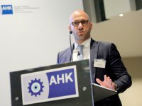 Alman-Türk Sanayi Odası'ndan İpek Yolu toplantısı