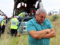 """""""Uyuyan şoför"""" kazasına 200 bin TL'lik dava"""