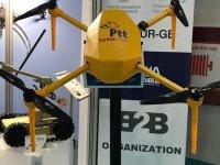 Drone kargo geliyor! İlk uçuş Bostancı'dan Adalar'a