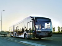 Bozankaya, Innotrans Fuarı'na elektrikli otobüsüyle katıldı