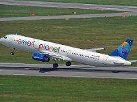 Alman havayolu şirketi iflas başvurusunda bulundu