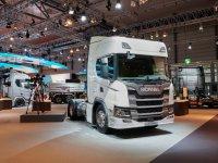 Scania, IAA'da Sürdürülebilir Taşımacılık  Çözümlerini Tanıttı