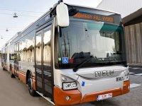 IVECO BUS'dan Belçika'ya 141 hibrid otobüs