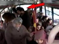 Tacizcinin akbiline el konuldu, toplu taşıma yasak