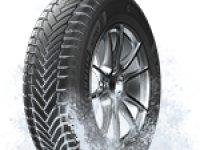 Michelin'in yeni kış lastiği 'Alpin 6' aşındığında da güvenli