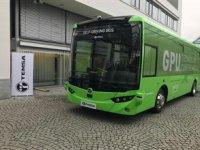 TEMSA'nın sürücüsüz otobüsü 2022'de yola çıkmaya hazırlanıyor