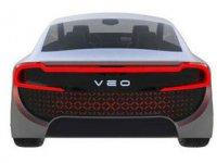 Vestel'in ilk yerli otomobili VEO'nun tasarımı ortaya çıktı