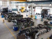 Mercedes'in Aksaray AR-GE Merkezi faaliyete başladı