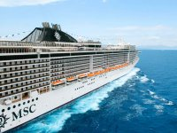 MSC Cruises, 4 ultra lüks gemi siparişi verdi