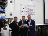 Treyler İnovasyon 2019 Ödülü Schmitz CargoBull'un