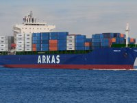 Arkas ve Sealand'dan Rusya'ya yeni reefer servisi