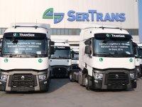 Sertrans, filosuna 100 Renault Trucks çekici kattı