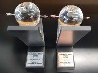 Mercedes, Kristal Elma'dan iki ödülle dönüyor