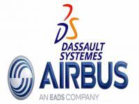 Dassault Systèmes ve Airbus'ın  stratejik ortaklığı genişliyor