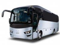 AOS, ilk sağdan direksiyonlu otobüsünü tanıtıyor