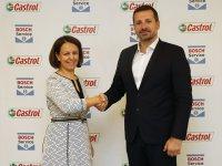Castrol ve Bosch'tan önemli iş birliği