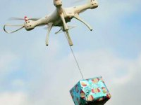 İtalyan hapishanesine drone'lu kargo