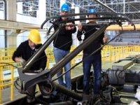 7200 avroluk parçayı 6 bin liraya ürettiler