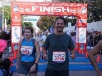 """DP World gönüllüleri maratonda """"çevre"""" için koştu"""