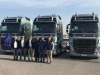 Ulu Nakliyat filosuna 8 Volvo Trucks FH 540 HP çekici