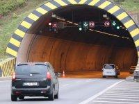 Dikkat: Bolu Dağı tüneli 20 gün kapalı