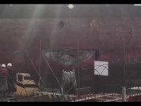 MSC gemisi YILPORT rıhtımına çarptı