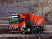 Volvo'dan taşıma başına ücretlendirme