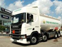 Scania, Antalyalı çiftçilere de  çözüm ortağı olacak