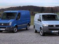 VW Crafter ve Transporter üretimi Gölcük'te olacak