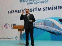 """""""TCDD Taşımacılık dünya markası olacak"""""""