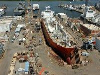 OKT Denizcilik - Detyens Shipyards, ABD İşbirliği