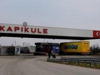 Bulgar'a giden TIR'lar sadece Hamzabeyli'den çıkacak