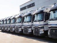 ITT Lojistik, 9 Renault Trucks T460 çekiciyi filoya kattı