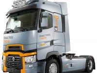 Renault Trucks'ın T 2019'u hem yakıt cimrisi, hem çevreci