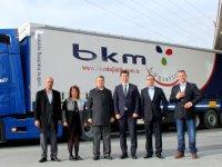 BKM Lojistik, TIRSAN kalitesine yatırım yaptı