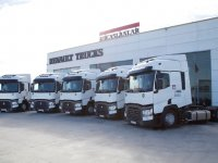 Eksa Transport, filosuna 5 Renault Trucks daha kattı